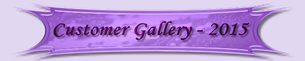 Customer Gallery 2014