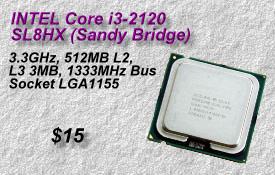 Core i3-2120, SR05Y