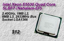 Xeon E5530, SLBF7