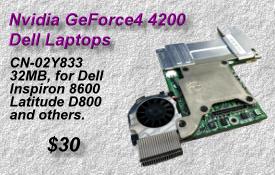 02Y833 Nvidia GeForce4 4200