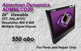 American Dynamics ADMNLCD20