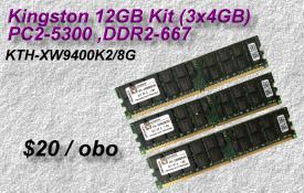 Kingston KTH-XW9400K2/8G