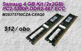 SAMSUNG M393T5750CZA-CE6Q0