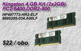 Kingston HP497772-HR2-ELF