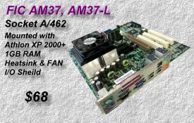 FIC AM37, AM37-L