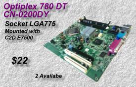 Optiplex 780 DT, CN-0200DY