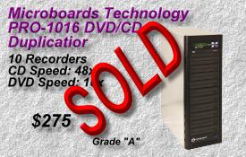 Microboards Tech PRO 1016