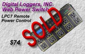 Digital Loggers LPC7