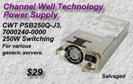 Channel Well Technology, CWT_PSB250Q-J3